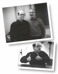 Mark and Mathew McBride